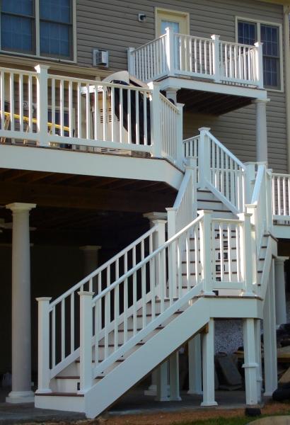 Deck Design in Northern VA