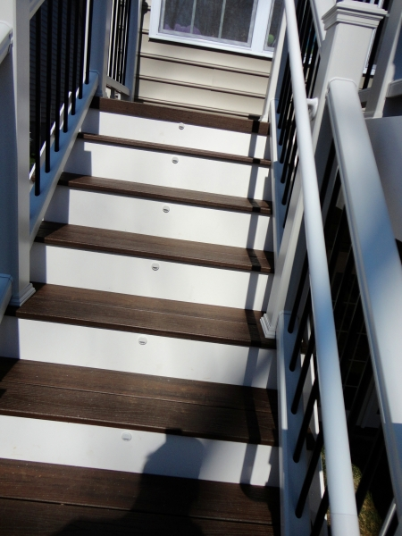 Stairs and Deck Design in Northern VA