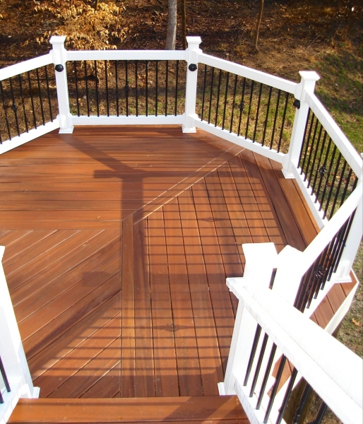 Deck Construction in Northern Virginia