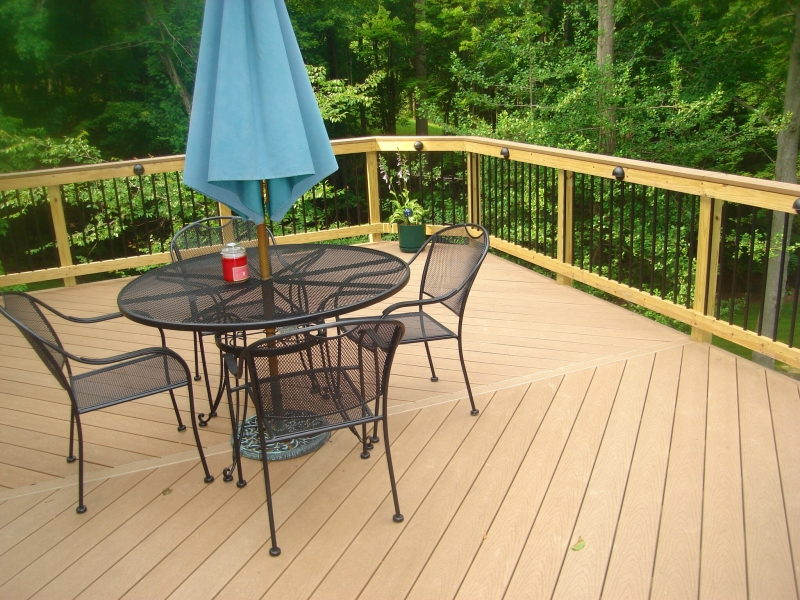 Patios and Decks in Northern VA