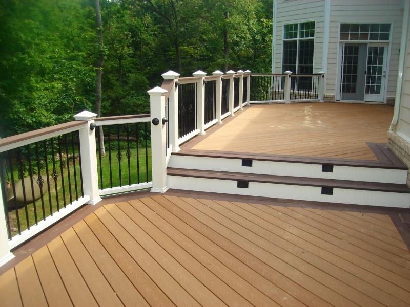 Multi-Level Deck in Northern VA