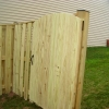 Fence Door Design in Northern Virginia