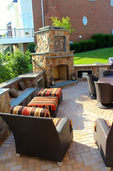 Relaxing Patios and Deck by ProDeck