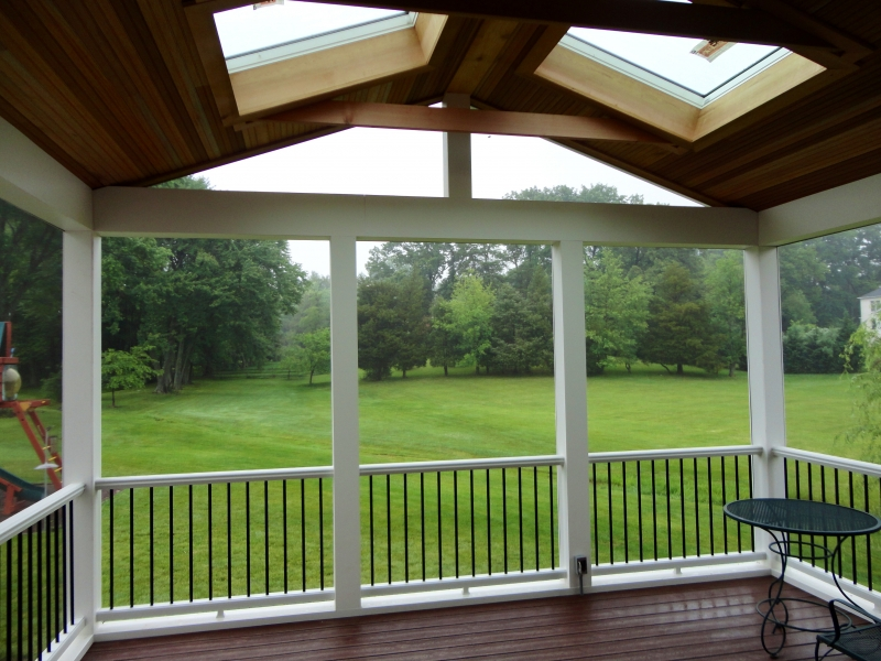 Deck design and building in northern virginia prodeck for Porches login