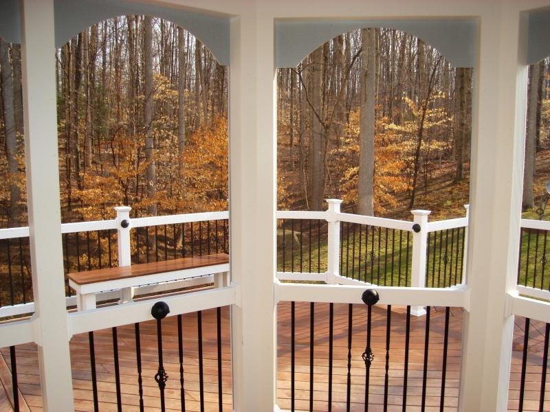 Screen Room and Deck Builders in VA