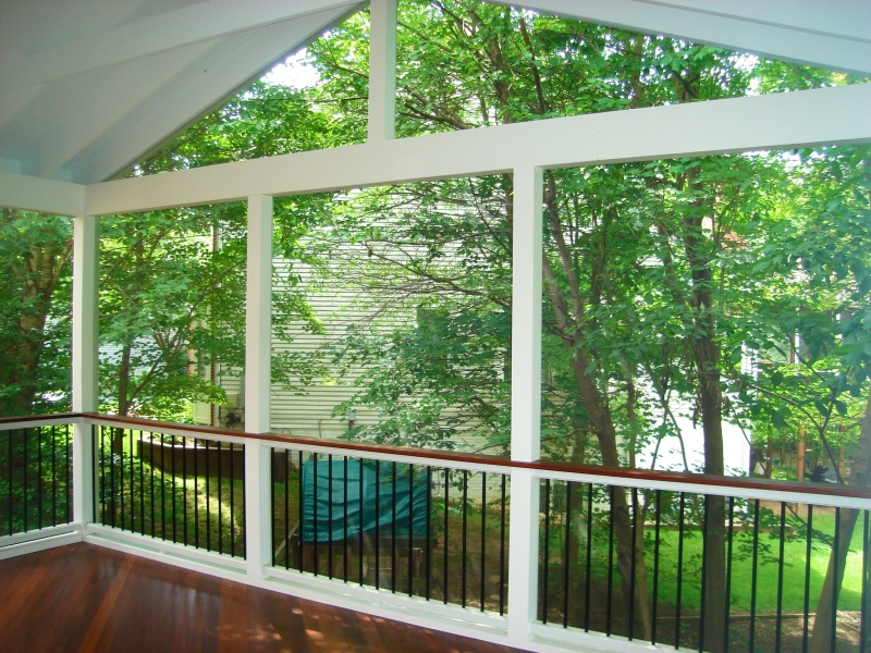 Custom Deck Design in Northern VA