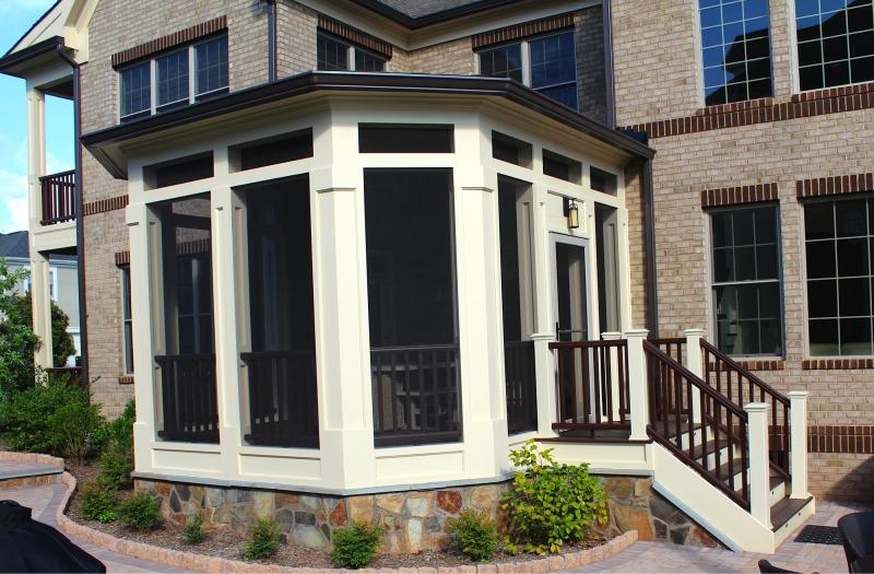 Classy Porches and Decks in Northern VA